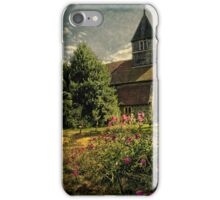 Church of St Laurence Tidmarsh iPhone Case/Skin