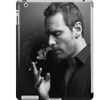Michael Fassbender iPad Case/Skin