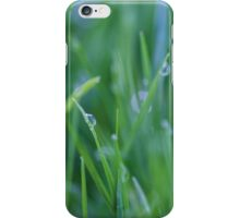 fresh morning dew iPhone Case/Skin