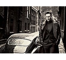 Tom Hiddleston Photographic Print