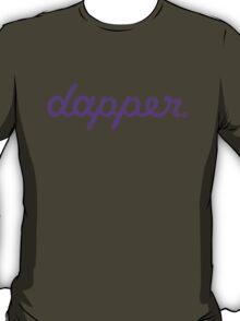 dapper (5) T-Shirt