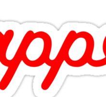 dapper (6) Sticker