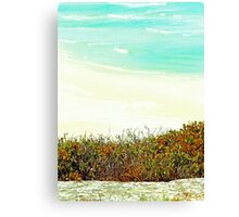 Curve of the Beach - Gleesons Landing Canvas Print