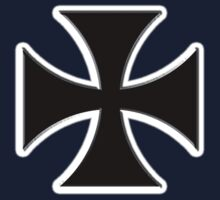 Iron Cross Germany Military decoration by TOM HILL - Designer