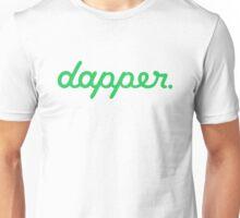 dapper (7) Unisex T-Shirt