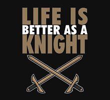Life is better as a Knight UCF Shirt Unisex T-Shirt