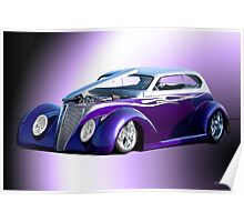 1937 Ford Victoria II Poster