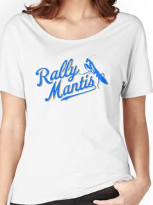 Rally Mantis  Women's Relaxed Fit T-Shirt