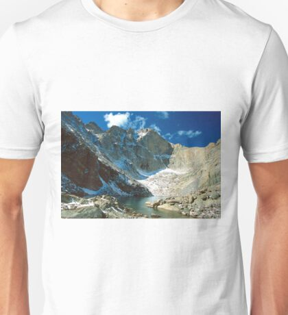 Chasm Lake Unisex T-Shirt