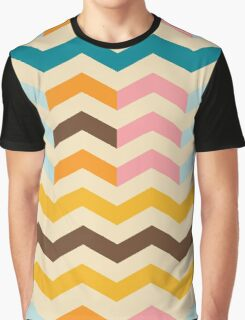 Imperfect chevron Graphic T-Shirt