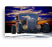 1936 Chevrolet Pickup I Canvas Print