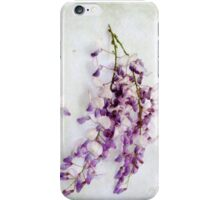 Wisteria iPhone Case/Skin