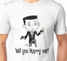 Will you Marry Me Unisex T-Shirt