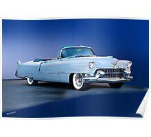 1954 Cadillac Eldorado Convertible I Poster
