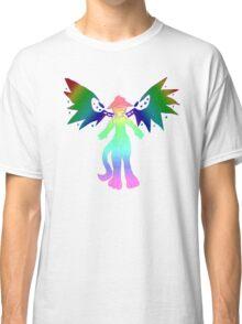 Radioactive Rainbows 2 Classic T-Shirt