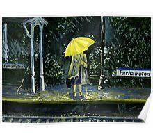 Yellow umbrella part 2 Poster