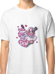 Lolita Reaper - Die Die Die Desu! Classic T-Shirt