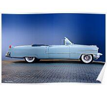 1954 Cadillac Eldorado Convertible II Poster