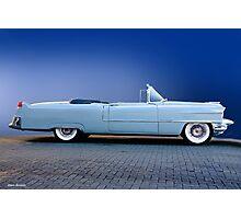 1954 Cadillac Eldorado Convertible II Photographic Print