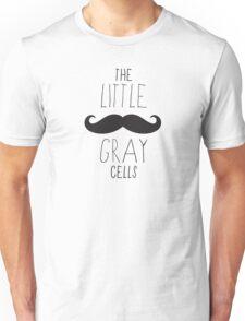 Poirot - The Little Gray Cells Unisex T-Shirt