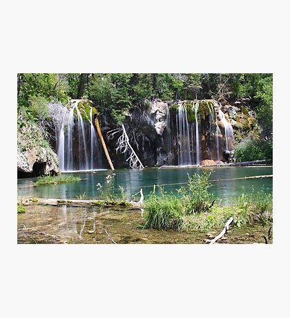 Hanging Lake Photographic Print