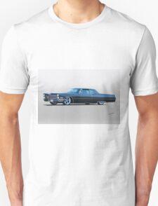 1967 Cadillac Custom Coupe DeVille I Unisex T-Shirt