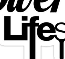 Lowered Lifestyle (4) Sticker