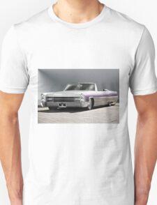 1966 Cadillac Custom Eldorado Convertible  Unisex T-Shirt