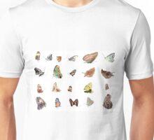 Butterfly Magic Unisex T-Shirt