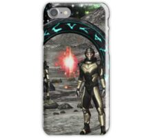 Gates iPhone Case/Skin