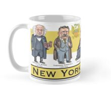 U.S. Presidents from New York State Mug