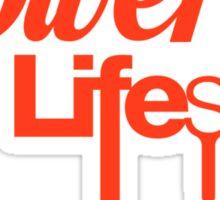 Lowered Lifestyle (7) Sticker