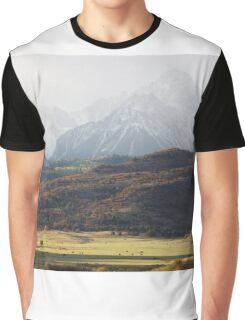 Ghost Mountains Graphic T-Shirt