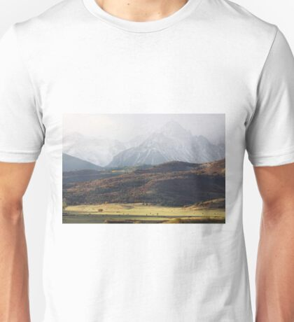 Ghost Mountains Unisex T-Shirt