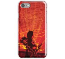 The Devil of Hell's Kitchen - Daredevil Art  iPhone Case/Skin