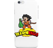 Dragon Balls - Dragon Ball Z DBZ parody pun iPhone Case/Skin