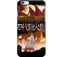 Attack on Konoha iPhone Case/Skin
