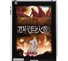 Attack on Konoha iPad Case/Skin