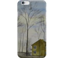Waiting For Snow iPhone Case/Skin