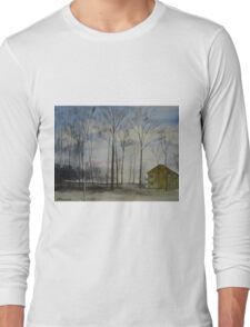 Waiting For Snow Long Sleeve T-Shirt