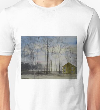 Waiting For Snow Unisex T-Shirt