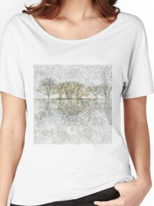 Winter Solstice  Women's Relaxed Fit T-Shirt