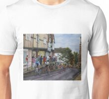Ride up High Street, Warwick Unisex T-Shirt