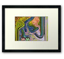 Al Hakeem Painting fine art print Framed Print