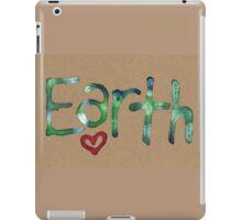 Earth Love Original Art iPad Case/Skin