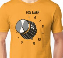 Goes Up To 11 Unisex T-Shirt