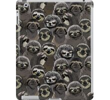 Social Sloths iPad Case/Skin