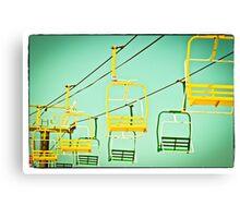 Sky Ride #41 Canvas Print