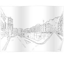 A London sketch #1 Poster