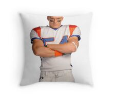 Thad Castle Throw Pillow
